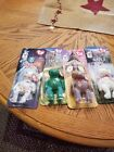 NIB 1999 McDonalds Lot Of 4 Ty Teenie Beanie Babies Maple Glory Erin Britannia