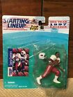 Starting Lineup Larry Centers 1997 10th Year Eddition