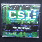 John Keane CSI CRIME SCENE INVESTIGATION CD 2002 TV Soundtrack OST Bliss Curve