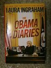 THE OBAMA DIARIES Laura Ingraham 2010 SIGNED Inscribed First Edition