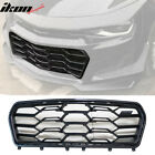 Fits 16 21 Chevy Camaro ZL1 1LE Style Front Bumper Lower Grille PP