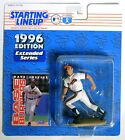ESA2625. Starting Lineup MLB Baseball DAVE JUSTICE FIGURE 1996 Edition Kenner