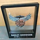 Harley Davidson 115th Anniversary Limited Collector Large Pin w Display Stand
