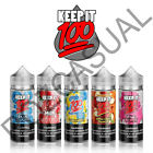 1Keep It 100 (100mL) *ALL OPTIONS* 100% Authentic USA + Free Shipping