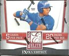 Top 50 First Day Sales: 2010 Donruss Elite 15