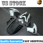 Unpainted White ABS Fairing Kit Bodywork For Kawasaki ER-6N ER6N 2009-2011 2010