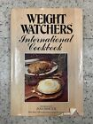 Vintage Cookbook Weight Watchers International Cookbook 1977