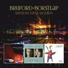 Bruford Borstlap Sheer Reckless Abandon 4 Disc + DVD New CD