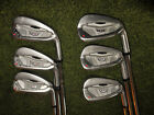 SWEET PING GOLF CLUBS S56 IRONS 5 PW STIFF FLEX SHAFTS ALWAYS A GREAT INVESTMENT