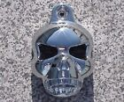 Harley Davidson Softail Dyna Electra Glide Road King CHROME SKULL HORN COVER