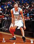 Ricky Rubio Rookie Cards and Autograph Memorabilia Guide 55