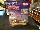 1999 Freeze Frame One on One Starting Lineup Sandy Alomar Ken Griffey Jr Figures