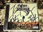 Theory Of A Deadman RARE Authentic Full Band Signed Autographed CD Tyler COA
