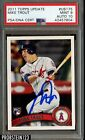 Mike Trout Rookie Cards Checklist and Autographed Memorabilia Guide 45