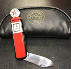 Franklin Mint Knife - Vintage Texaco Gas Pump B11WP75 - NEW IN BOX CLOSE-OUT