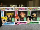 2017 Funko Pop Powerpuff Girls Vinyl Figures 9