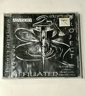 Project Affiliated 2 Sik  (Darkroom Familia, Minority Militia, Lowdown) RARE CD!