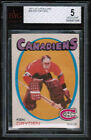 1971 72 opc O-Pee-Chee #45 Ken Dryden Rookie Rc BVG 5 Montreal Canadiens