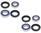 NEW ALL BALLS FRONT WHEEL BEARINGS SEALS KIT 2008 ONLY KYMCO MAXXER 50