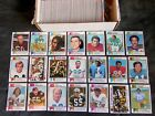 Lot Of 413 Different 1973 Topps Football Cards Vintage Partial Set