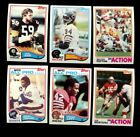 1982 TOPPS FOOTBALL COMPLETE SET NM *142362