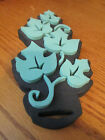 Home Wall Decor Rubber Foam Rose and Leaves Stamps To Decorate Walls