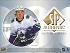 2017-18 UPPER DECK SP AUTHENTIC HOCKEY HOBBY BOX