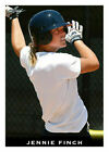 Jennie Finch Cards and Autographed Memorabilia Guide 13