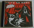 FAITH NO MORE KING FOR A DAY CD MADE IN BRAZIL 1995 SPECIAL WITH I START A JOKE