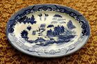 Platter - Blue Willow