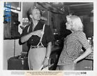 Kirk Douglas sexy Jan Sterling The Big Carnival VINTAGE Photo
