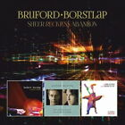 BILL BRUFORD & MICHIEL BORSTLAP-SHEER RECKLESS ABANDON-JAPAN 3 CD+DVD M65
