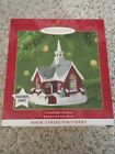 HALLMARK 2001 Magic Candlelight Services 4th in series Ornament