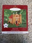 Hallmark 2000 Adobe Church Candlelight Service 3rd in the series Ornament