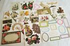 New Anna Griffin Faithful Die Cut Set Easter Flower Crosses Sympathy Card Making