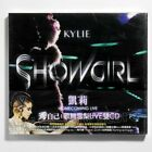 Kylie Minogue Showgirl Homecoming Taiwan 2-CD w/BOX Live X White Diamond NEW