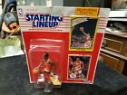 1990 Starting Lineup SPUD WEBB Hawks Action Figure w/ 2 Cards