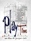 Jacques Tati PLAYTIME PLAY TIME Original French grande poster for the 112915