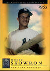 2003 Topps Tribute World Series Edition Baseball Cards 11