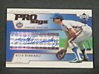Keith Hernandez 2005 Upper Deck Pro Sigs Autograph New York Mets #SS-KH Auto
