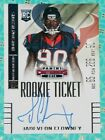 2014 Panini Contenders Football Rookie Ticket Autograph Variations Guide 116