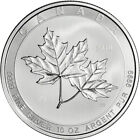 2019 Canada Silver Maple Leaf 10 oz 50 BU