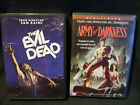 Evil Dead and Army of Darkness   - new sealed DVD