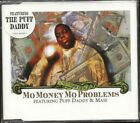 NOTORIOUS B.I.G. UK 1997 CD Single MO MONEY MO PROBLEMS Puff Daddy 	NearMINT