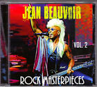 JEAN BEAUVOIR - ROCK MASTERPIECES VOLUME 2 CD MINT 2018