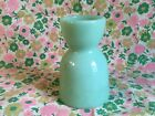 VINTAGE MID CENTURY 1950's FIRE-KING JADEITE GLASS~DOUBLE EGG CUP GREEN