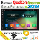 GPS Android 81 Car Multimedia Stereo 7 Smart SD WiFi 4G AUX 2DIN Radio Player