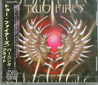 TWO FIRES-BURNING BRIGHT-JAPAN CD F75