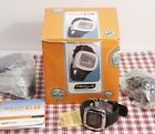 NEW in Box!  FOSSIL ABACUS Wrist Net (MSN Direct) PDA Watch (AU4002) Black