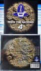 V/A - Rock the Nations Vol. 4 cd Melodic Rock Aor NEW Von Groove SEALED Enzign